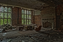 Living Room- Gary Indiana