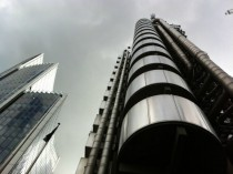 Lloyds of London On a typical London day