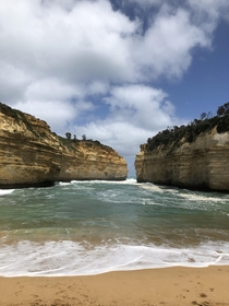 Loch Ard Gorge Victoria Australia This is one of the locations I saw along the Great Ocean Road
