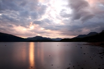 Loch Lomond Scotland OC x taken by me while under full and unrelenting midge attack