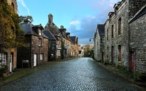 Locronan Finistre France