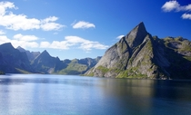 Lofoten Islands Norway