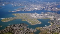 Logan Airport- Boston