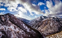 Logan Canyon Utah