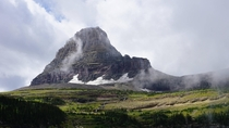 Logan Pass Glacier National Park  x