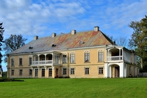 Lohu manor Estonia