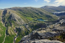 Lomsdal-Visten National Park in Northern Norway is a huge piece of wilderness and rarely visited No facilities whatsoever
