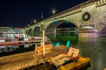 London Bridge Lake Havasu Arizona USA