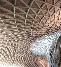 London Kings Cross station