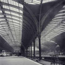 London Paddington station in