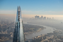 London The Shard amp The East by Jason Hawkeshttpstwittercomjasonhawkesphot