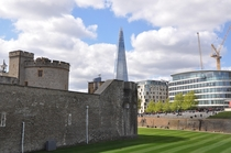 London Tower and Shard