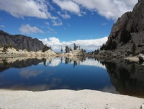 Lone Pine Lake CA - Mt Whitney Trail