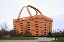 Longaberger Company Headquarters in Newark Ohio