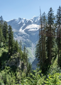 Looking forward to summer again Gimmelwald Switzerland