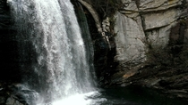 Looking Glass Falls NC