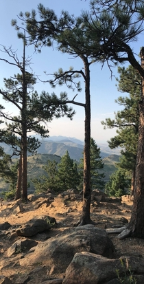 Lookout Mountain - Golden CO