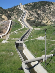 Los Angeles Aqueduct Cascades Facility