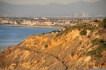 Los Angeles from Rancho Palos Verdes
