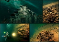 Lost City Shicheng Found Underwater in China  Article