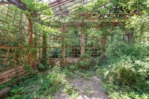 Lost greenhouse Italy By Romain Veillon