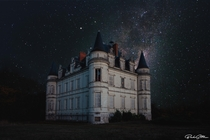 Lost in the starlight An th Century French Chateau