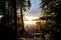 Lots of mountains here how about a lake Brule Lake BWCA