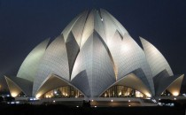 Lotus Temple - New Dehli