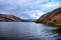 Lough Dan Wicklow Ireland  x