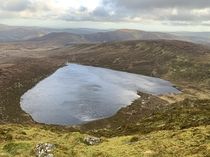 Lough Ouler Co Wicklow Ireland