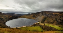 Lough Tay aka the Guinness Lake - Wicklow Ireland