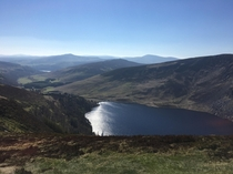 Lough Tay Co Wicklow x-post rIreland