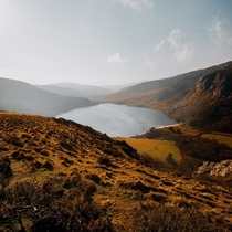 Lough Tay Ireand