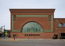 Louis Sullivans National Farmers Bank Built  in Owatonna MN