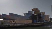 Love it or hate it I finally got to see it in person and it blew me away Guggenheim Bilbao by Frank Gehry
