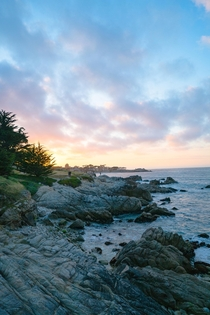 Lovers Point - Pacific Grove -