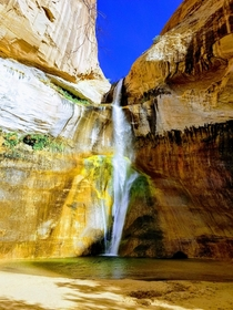 Lower Calf Creek Falls Escalante Utah