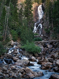 Lower Fish Creek Falls Steamboat Springs CO