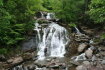 Lower Kaaterskill Falls New York