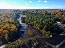 Lower Tahquamenon Falls Michigan