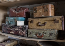 Luggage of the Dead Abandoned Mental Hospital