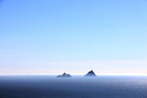 Luke Skywalkers Hideout Skellig Michael