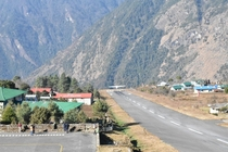 Lukla one of the most dangerous airports Nepal