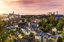 Luxembourg city Luxemburg