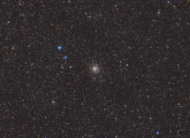 M - Low Density Globular Cluster in Sagitta