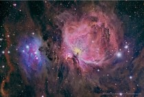 M Orion Nebula