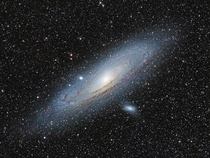 M- The Andromeda Galaxy