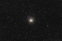 M - The Flickering Globular Cluster