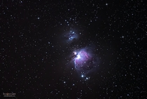 M - the Orion Nebula