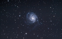 M - The Pinwheel Galaxy